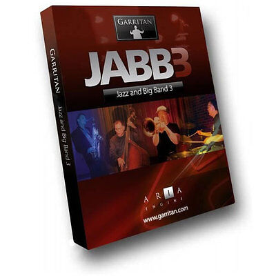 Garritan Jazz And Big Band 3 Virtual Instrument Collection **NEW** Download • 91.49£