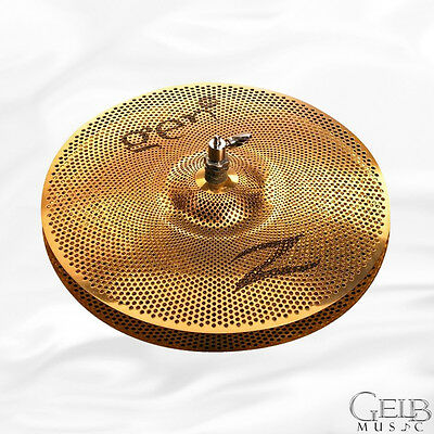 Zildjian 14  Gen16 Hi Hat Cymbals In Buffed Bronze Finish - G1614HP • 198.21£