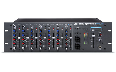 Alesis Multimix 10 Wireless or Wired Input Pro 10Ch 19
