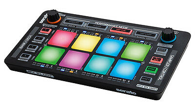 RELOOP NEON Pad Controller For Serato DJ 8x Touch Drum Pads RGB USB Bus-powered • 103.03£