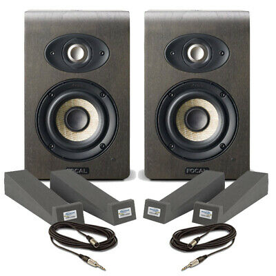 Focal Shape 40 (Pair) With Isolation Pads & Cables • 722£