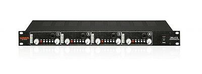 Warm Audio WA412 Four Channel Microphone Preamp | New W/Warranty, Free Shipping! • 930.18£