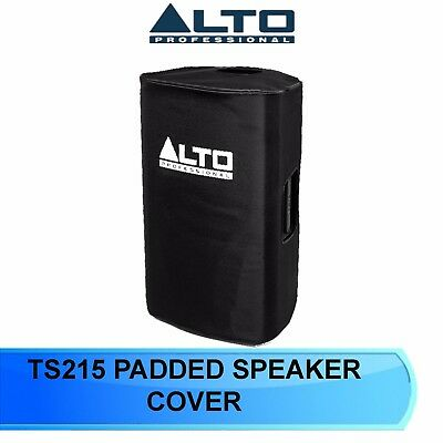 1 X Alto Truesonic Ts215 / Ts315 Slip On Padded Speaker Cover For Ts315 & Ts215w • 29£