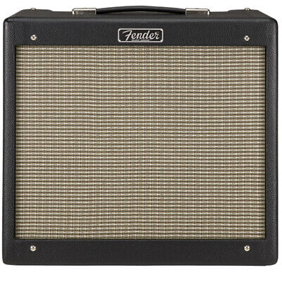 Fender Blues Junior IV 15W 1x12 Tube Amp Guitar Amplifier + 12'' Speaker - Black • 434.15£