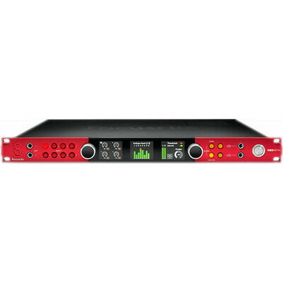 Focusrite Red 8Pre 64x64 All-in-one , 32x32 Dante I/O/ 3 Year Manufacture • 2,300.08£
