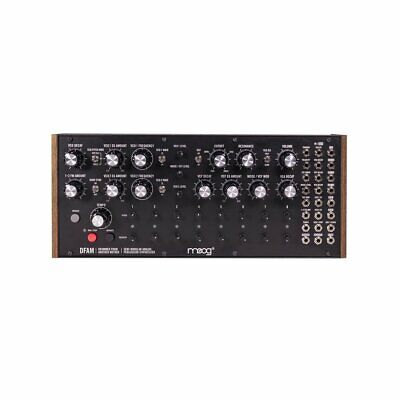 Moog DFAM Analogue Drum Synth Percussion Synthesizer Module + Patch Cables • 529£