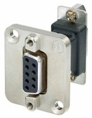 Neutrik Gender Changer For Use With 9 Way D-Sub Connector • 32.08£