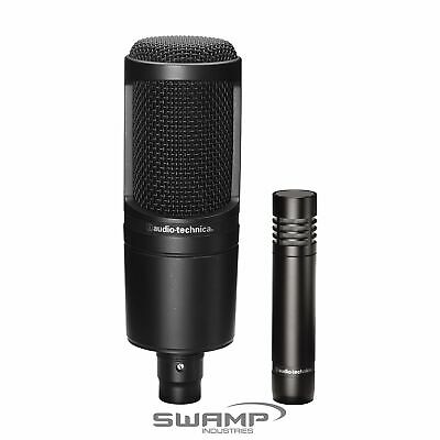 Audio Technica AT2041SP Studio Microphone Pack - AT2020 And AT2021 • 136.83£