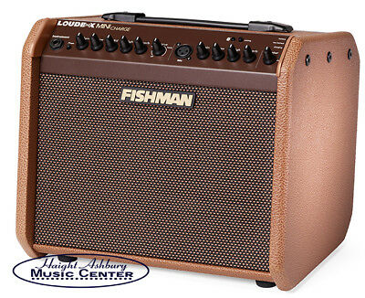Fishman Loudbox Mini Charge - 60 Watts - NEW! Battery Operated Acoustic Guitar A • 404.73£