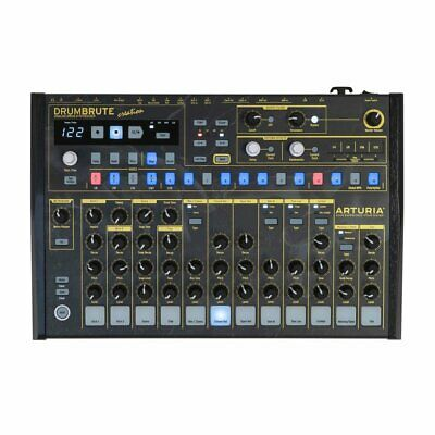 Arturia DrumBrute Creation Edition Analogue Drum Machine And Sequencer • 336.50£