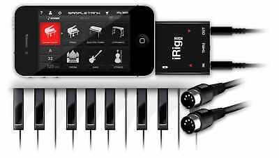 IK Multimedia iRig Accessories - Excellent - Same Day Dispatch - Fast Delivery