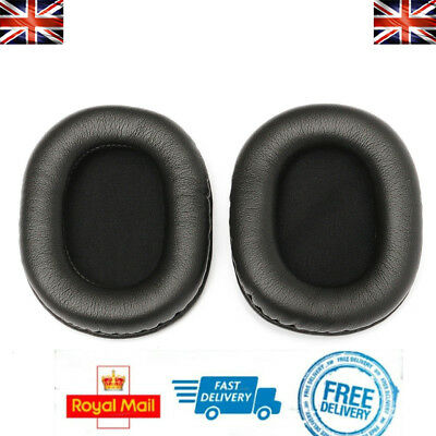 Replacement Ear Pads For Audio Technica ATH-M20X M30x Headphones X2 Foam Cushion • 5.89£