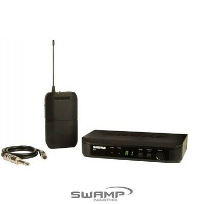 Shure BLX14 Guitar, Bass Bodypack Wireless System • 273.26£