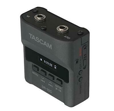 Tascam DR-10CS Recorder With Direct Connection For Lavallière Microphones, • 211.25£