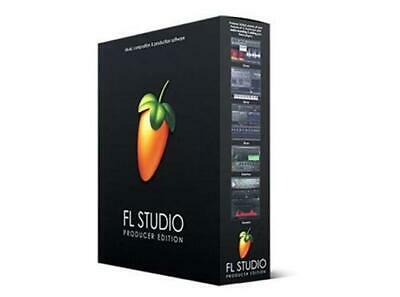 Image Line FL Studio 20 Producer Edition • 199.38£