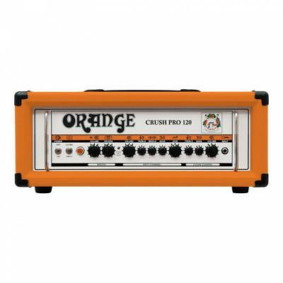 Orange Crush Pro CR120H Amplifier Head Dirty Channel Roots From The Rockerverb • 366.37£