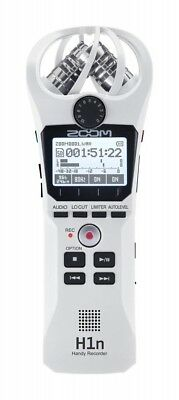 ZOOM H1n/W Handy Portable Recorder With Cubase LE/WaveLab LE Licence From JAPAN • 98.04£