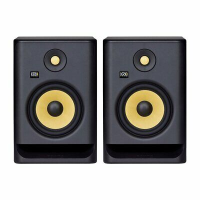 KRK Rokit RP7 G4 Pair 7  Two-way Active Powered DJ Studio Monitor Speakers • 328.50£
