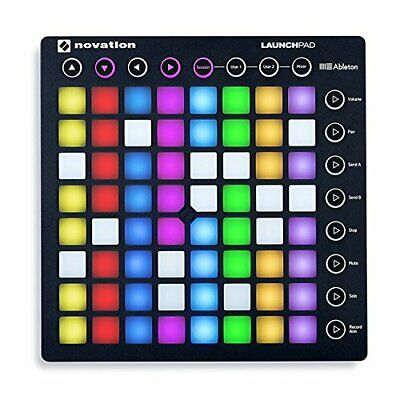 Novation Launchpad MK2 Ableton Live Controller With 1 Year Free Extended Ranty • 173.03£