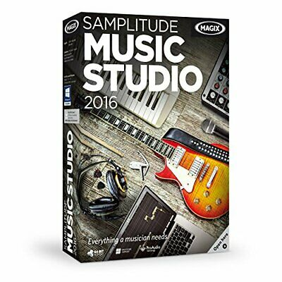 MAGIX Samplitude Music Studio 2016 • 111.72£