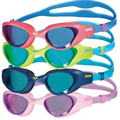 Arena Kids Training Swimming Goggles The One Junior Age 6-14 Years New • 13.99£