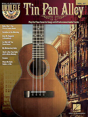 Tin Pan Alley: Ukulele Solo: Mixed Songbook • 11.50£