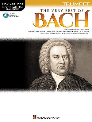 The Very Best of Bach: Trumpet Solo: Instrumental Album