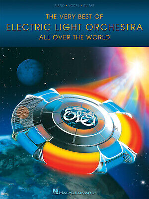 Electric Light Orchestra: Very Best Of E.L.O. - All Over The World - Pvg: Piano,