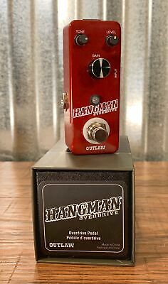 Outlaw Effects Hangman Overdrive Guitar Effect Pedal • 43.23£