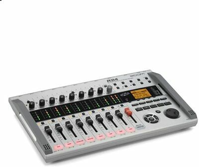 ZOOM Multi-track Recorder 8track Simultaneous Digital Interface Controller R24 • 309.72£