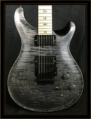 Paul Reed Smith (PRS) Dustie Waring DW CE 24 Limited Edition In Gray Black • 1,912.30£