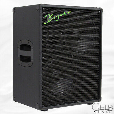 "Bergantino High Definition Neo Series 2-10"" And Tweeter Bass Guitar Louds HDN210 • 868.78£"