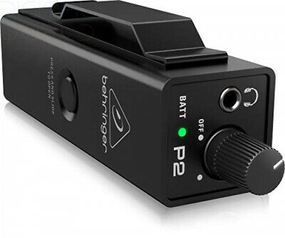 Behringer 000-CH400-00010 Powerplay P2 Personal In-Ear Monitor Amplifier   • 49.60£