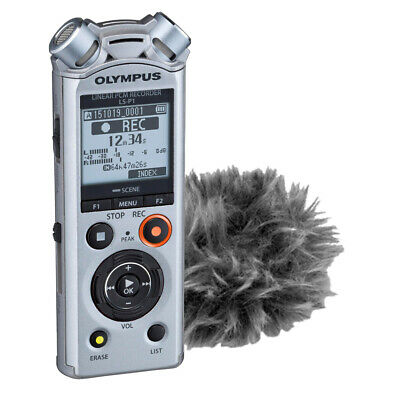Olympus LS-P1 With Windshield • 147£