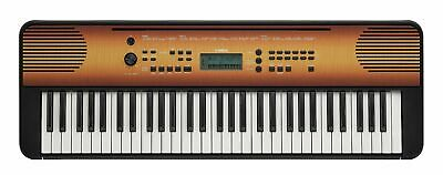 Yamaha PSR-E360 Maple Finish • 160.41£