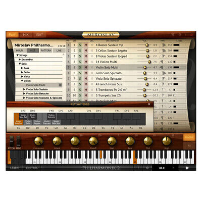 IK Multimedia Miroslav Philharmonik 2 Crossgrade (Download) • 299£