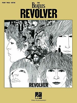 The Beatles: The Beatles - Revolver: Piano, Vocal, Guitar: Album Songbook • 14.50£