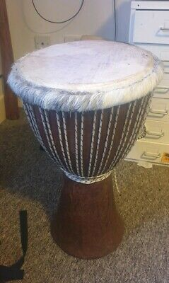African Djembe Drum Large • 140£