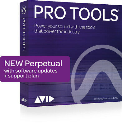 Pro Tools (Perpetual, Boxed): Software • 598.80£