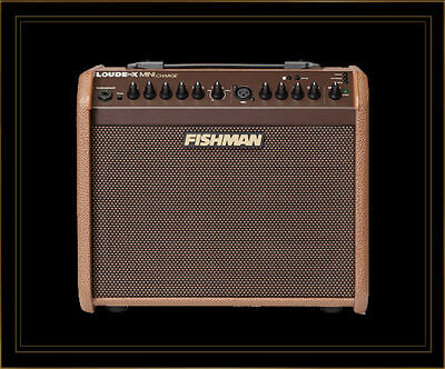 Fishman Loudbox Mini Charge Battery-Powered Acoustic Instrument Amplifier • 364.13£