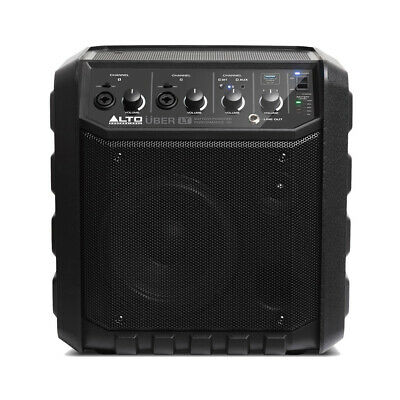 Alto Uber LT Portable PA System With Rechargeable Battery • 129£