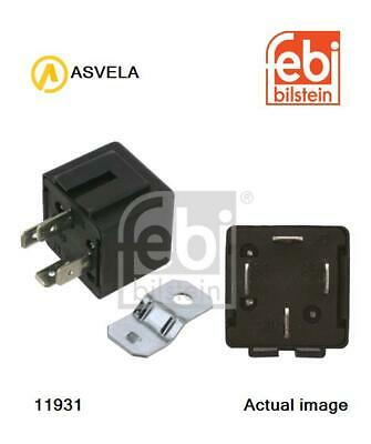 Relay Main Current For Iveco Fiat Daily Iv Platform Chassis 3s Fe Febi Bilstein • 10.50£