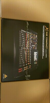 Behringer X32 Compact Digital Mixer. Great Condition • 893.20£