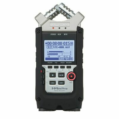 Zoom H4n Pro Handy Recorder With Cubase LE & Wavelab LE Music Production Soft... • 235.54£