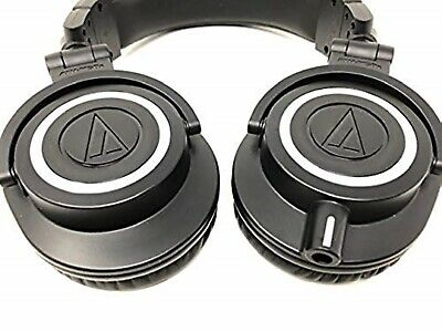 Audio-technica Professional Monitor Headphones ATH-M50x Black USED • 126.65£