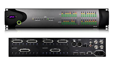 Avid HD I/O 8x8x8 Interface With Pro Tools Ultimate Perpetual, HDX And ILok 3 • 5,119.99£