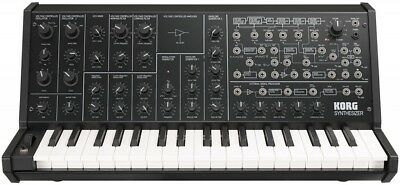 【EMS】KORG MS-20 Mini - MONOPHONIC SYNTHESIZER From Japan With Tracking • 383.84£