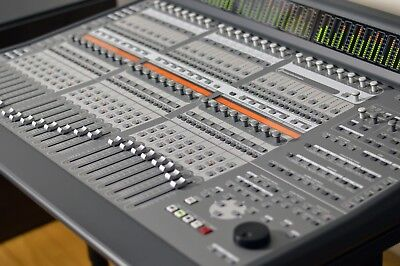 Avid C24 Pro Tools Control Surface / Mixer / Preamp Boxed Inc. Power Supply • 3,000£