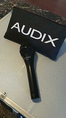 Audix OM2 Handheld Hypercardioid Dynamic Vocal And Instrument Microphone • 38.84£