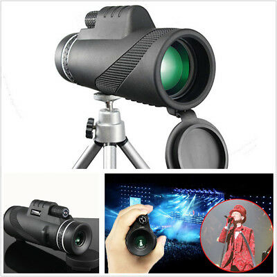 40x60 Powerful Zoom Great Phone Handheld Telescope Night Vision Military HD • 22.87£
